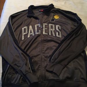 Indiana Pacers 100% polyester Jacket. N w/o Tags
